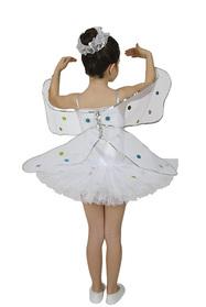Beyaz Kelebek Tütü