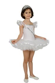 Beyaz Kurdele Kostümü