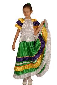 Brezilya Kız Kostümü