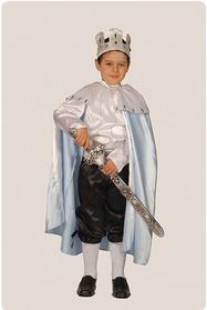 Gümüş Prens Kostümü