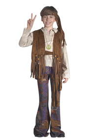 Hippi Erkek Kostümü