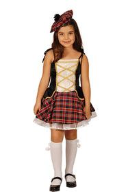 İskoç Kız Kostümü