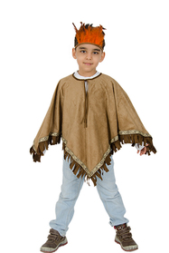 Kızılderili Pelerini