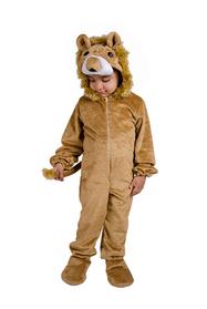 Minik Aslan Kostümü