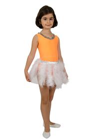 Oranj Gösteri Kostümü