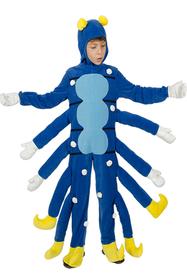 Tırtıl Kostümü